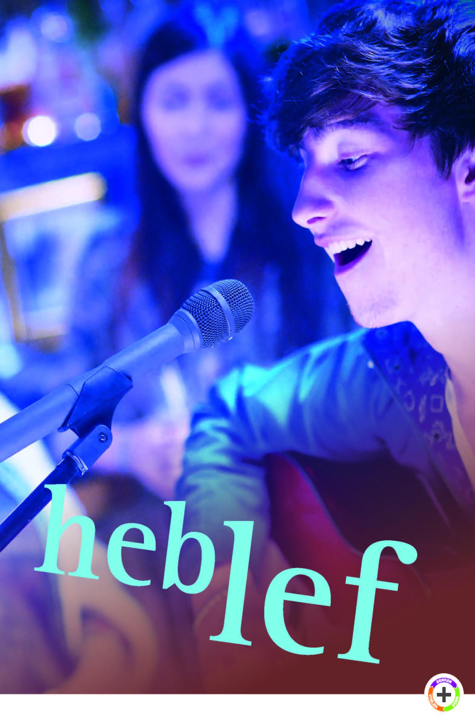 Poster Heb lef